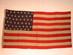 U.S. 45 Star Flag - Utah's Statehood.