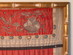 Chinese Ceremonial Silk Table Cloth.