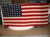 United States / 48 stars / Boat Flag MI 1942 - # 7