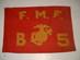 US // Fleet Marine Force Guidon / Co.B, 5th Marine