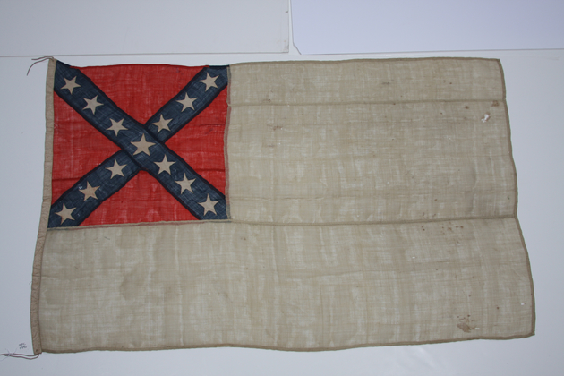 Second National Ensign of the CSS Alabama, 1864.