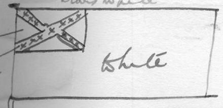 Robert Beaver Diary detail