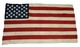 U.S. 32 Stars and 11 stripes Flag - MN.