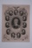 Presidents of America - engraved print - 1849