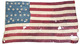 U.S. 22 Star Flag Converted to a 26 Star Flag