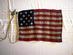 U.S. 13-Star Flag, Nathaniel Hall.