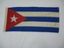 National Flag of Cuba, 20th Century.