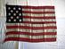 U.S. 13 Star Flag - G.A.R