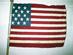 U.S. flag, 15 stars, 15 stripes, 1914.