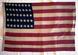 U.S. 40 Star Flag - South Dakota Unofficial.