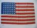 U.S. 39 Star Flag - Kinetic Star Pattern.