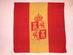 Spain La Bandera de Mochila, Spanish American War.
