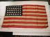 U.S. 38 Star Flag - Colorado's Statehood.