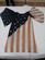 US // Stars & Stripes Dress / Girls Patriotic