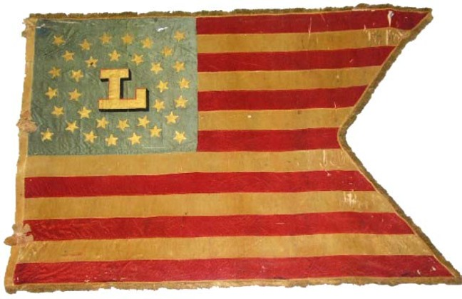 U.S. 34 Star Guidon.