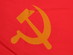 Flag of the Communist Party of China.