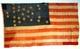 U.S 26 Star Grand Luminary Flag.