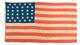 U.S. 34-Star Flag.