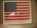 U.S. 50-Star Flag - Space Shuttle