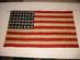 United States // 48 Star Flag / Paper stars