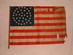 U.S. 38 Star Flag, Triple Ring.