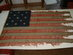 U.S. 13 Star Navy Boat Flag - W. Stokes Kirk.