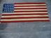 U.S. 39 Star Homemade Flag - Unofficial.