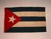 Cuban National Flag 1898.
