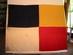 US Navy // Squadron Flag / Mare Island - 1943