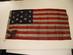U.S. 13 Star Flag, 3-2-3-2-3 Pattern.